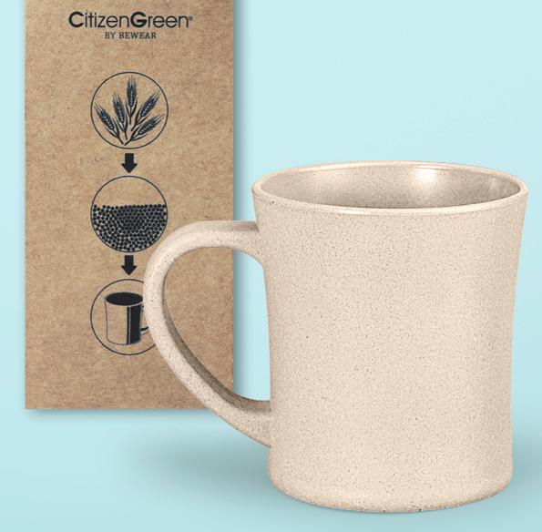 mug fibre de blé